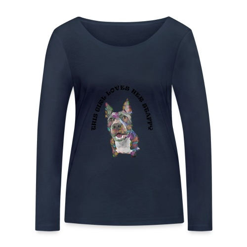 Dexter 1 - Women's Organic Longsleeve Shirt by Stanley & Stella