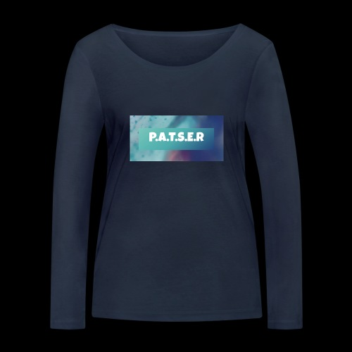 patser - Vrouwen bio shirt met lange mouwen van Stanley & Stella