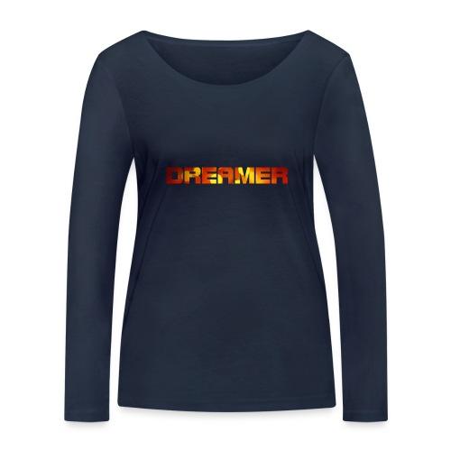 dreamer - Frauen Bio-Langarmshirt von Stanley & Stella