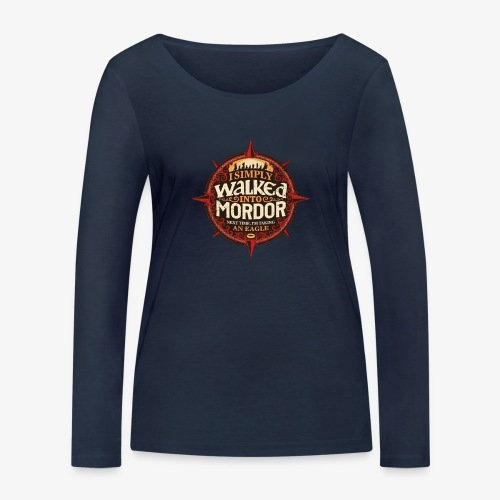 I just went into Mordor - Women's Organic Longsleeve Shirt by Stanley & Stella