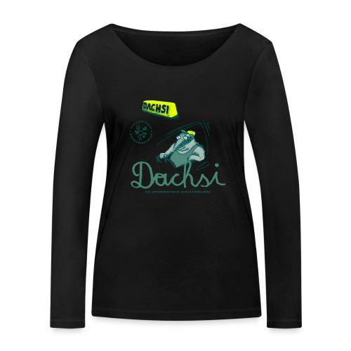 Dachsi !! - Frauen Bio-Langarmshirt von Stanley & Stella