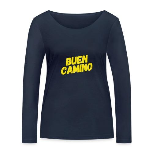 Buen Camino - Frauen Bio-Langarmshirt von Stanley & Stella
