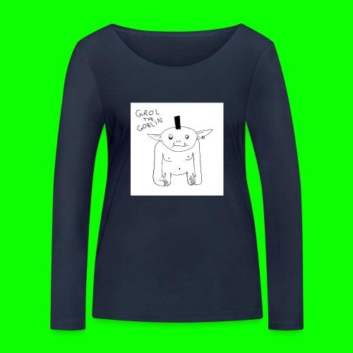 Grol S / T - Women's Organic Longsleeve Shirt by Stanley & Stella