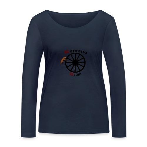 626878 2406580 lennyromanodromutanbakgrundsvartbjo - Ekologisk långärmad T-shirt dam från Stanley & Stella