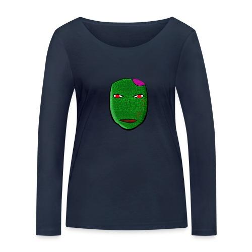 DELIVE - Ekologiczna koszulka damska z długim rękawem Stanley & Stella