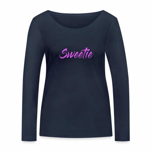 Sweetie - Women's Organic Longsleeve Shirt by Stanley & Stella