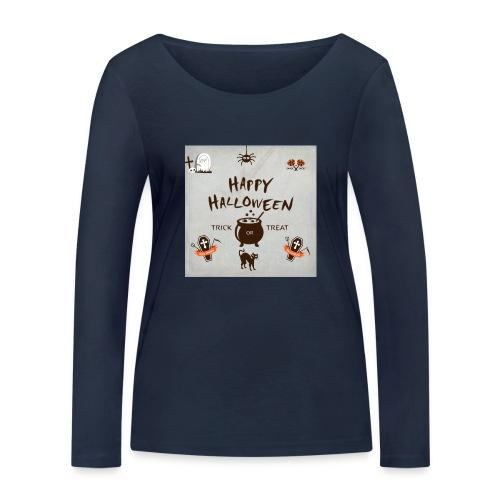 helloween 10 - Women's Organic Longsleeve Shirt by Stanley & Stella
