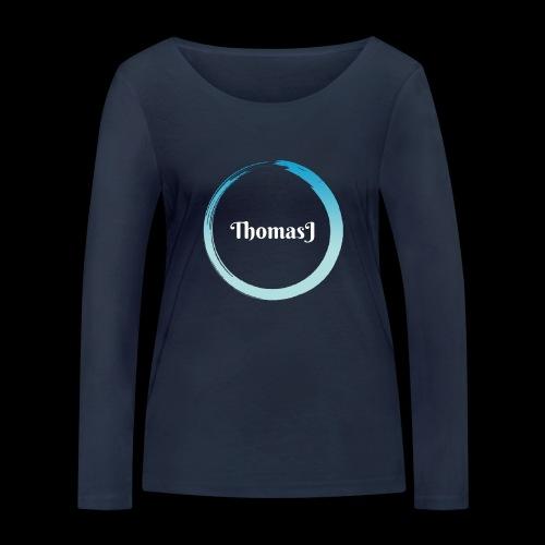 ThomasJ 2018 Deluxe Edition - Maglietta a manica lunga ecologica da donna di Stanley & Stella
