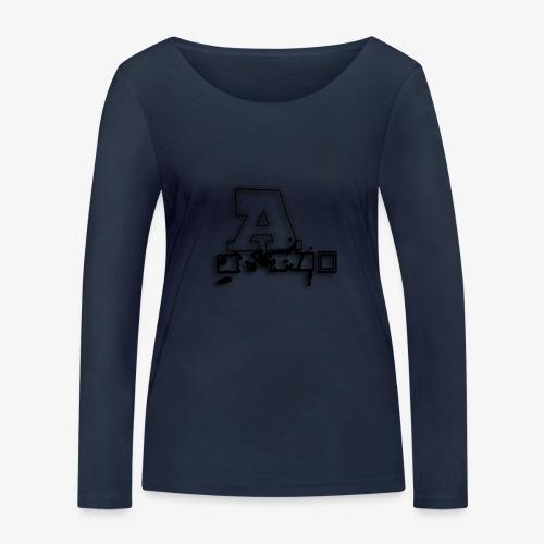 AI Beats - Women's Organic Longsleeve Shirt by Stanley & Stella
