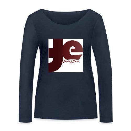 company logo - Women's Organic Longsleeve Shirt by Stanley & Stella