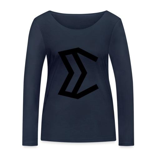 E - Women's Organic Longsleeve Shirt by Stanley & Stella