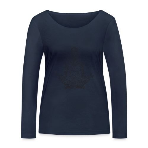 Mediter - T-shirt manches longues bio Stanley & Stella Femme