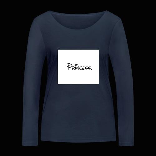 Princess. - Women's Organic Longsleeve Shirt by Stanley & Stella