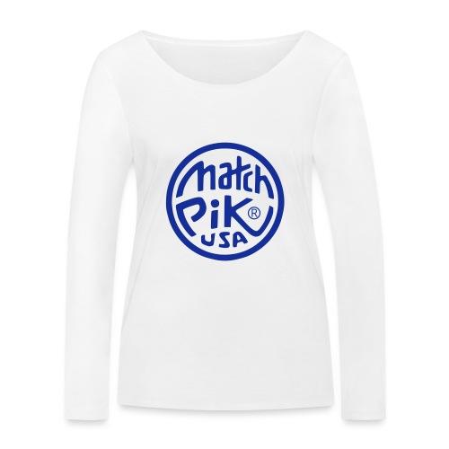Scott Pilgrim s Match Pik - Women's Organic Longsleeve Shirt by Stanley & Stella