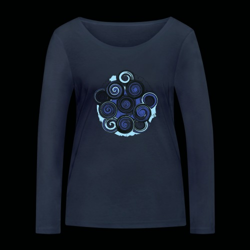SPIRALE - Frauen Bio-Langarmshirt von Stanley & Stella