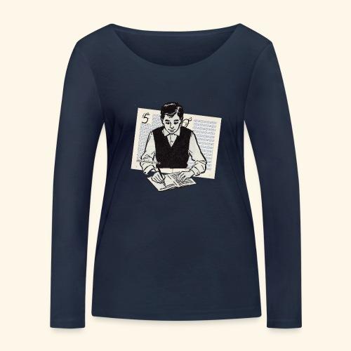 DerbraveJungeTest - Frauen Bio-Langarmshirt von Stanley & Stella