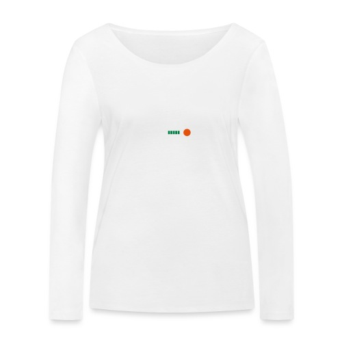 MEDIA Crew - Maglietta a manica lunga ecologica da donna di Stanley & Stella