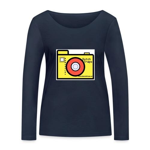 T-shirt DutchTraps - Vrouwen bio shirt met lange mouwen van Stanley & Stella