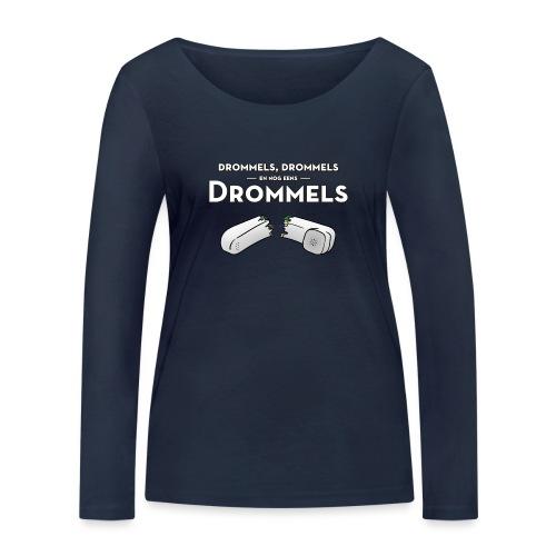 Drommels - Vrouwen bio shirt met lange mouwen van Stanley & Stella