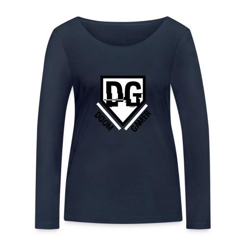 Doomgamer's muismat - Vrouwen bio shirt met lange mouwen van Stanley & Stella