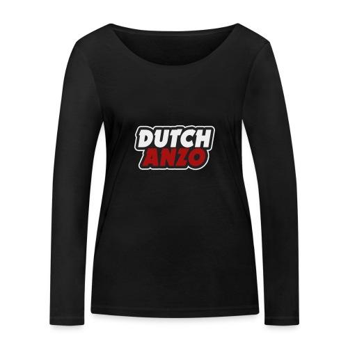 dutchanzo - Vrouwen bio shirt met lange mouwen van Stanley & Stella