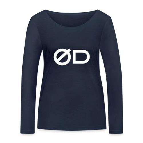 Seaquake QU Classic T-Shirt - Maglietta a manica lunga ecologica da donna di Stanley & Stella