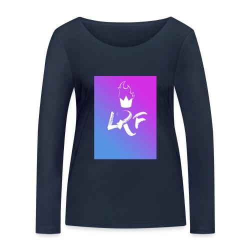 LRF rectangle - T-shirt manches longues bio Stanley & Stella Femme