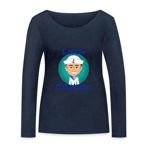 Little Captain - Frauen Bio-Langarmshirt von Stanley & Stella