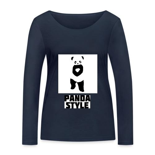 fffwfeewfefr jpg - Økologisk Stanley & Stella langærmet T-shirt til damer