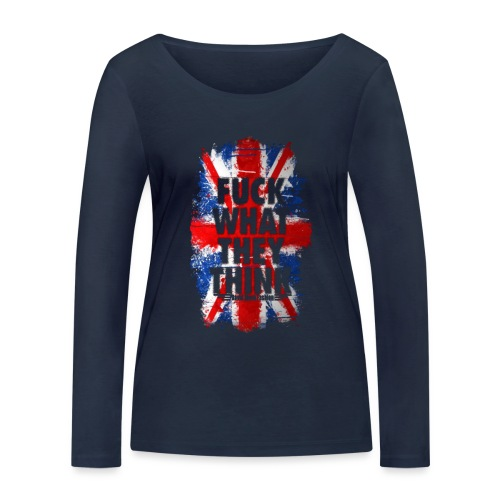 England - T-shirt manches longues bio Stanley & Stella Femme