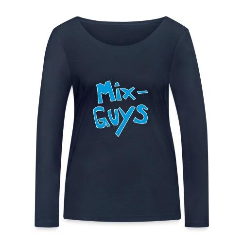 MixGuys - Økologisk langermet T-skjorte for kvinner fra Stanley & Stella