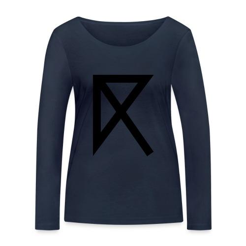 R - Women's Organic Longsleeve Shirt by Stanley & Stella