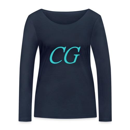 CG - T-shirt manches longues bio Stanley & Stella Femme