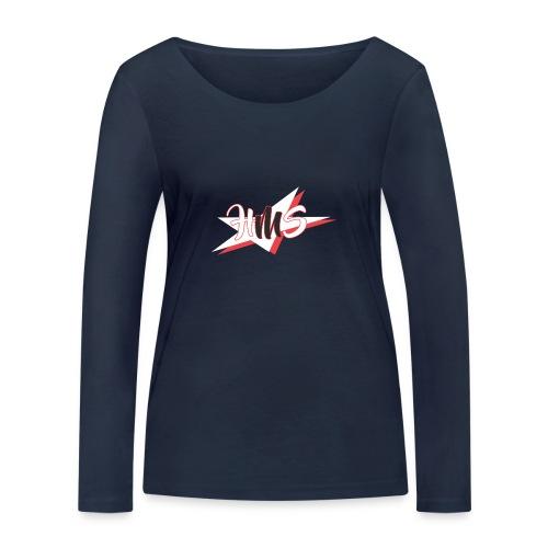 3 - Women's Organic Longsleeve Shirt by Stanley & Stella