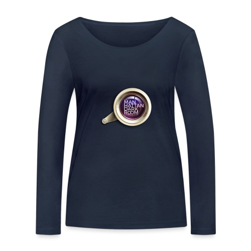 THE MANHATTAN DARKROOM OBJECTIF 2 - T-shirt manches longues bio Stanley & Stella Femme
