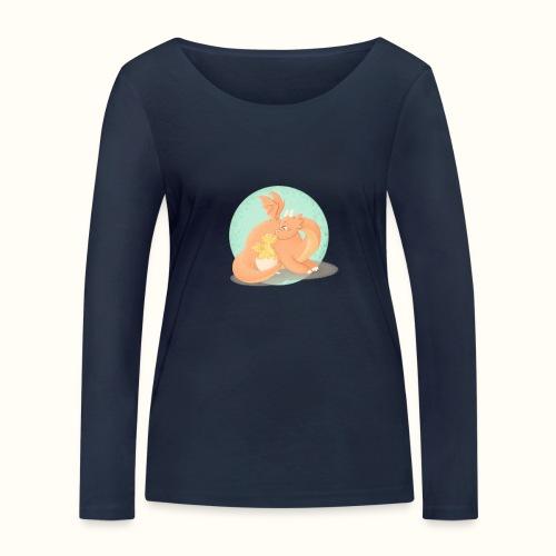 Boop! - Maglietta a manica lunga ecologica da donna di Stanley & Stella