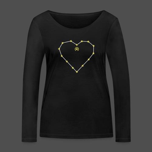 Herz 0HE01 - Women's Organic Longsleeve Shirt by Stanley & Stella