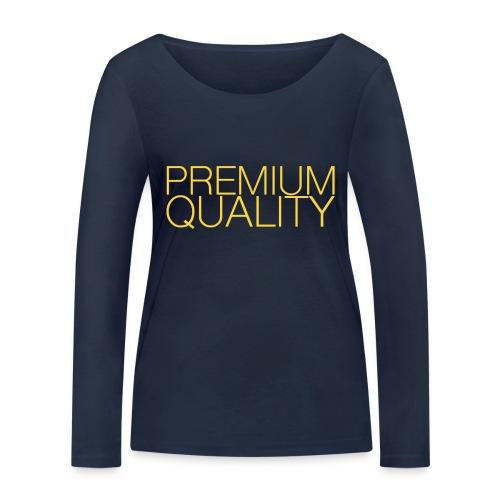 Premium quality - T-shirt manches longues bio Stanley & Stella Femme