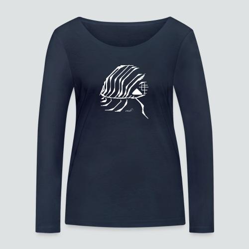 Assel png - Frauen Bio-Langarmshirt von Stanley & Stella