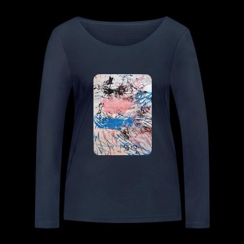 Emelie Kunstwerk V. - Frauen Bio-Langarmshirt von Stanley & Stella