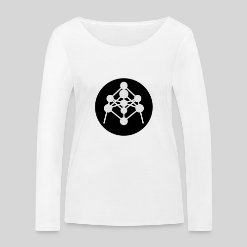 Atomium - T-shirt manches longues bio Stanley & Stella Femme