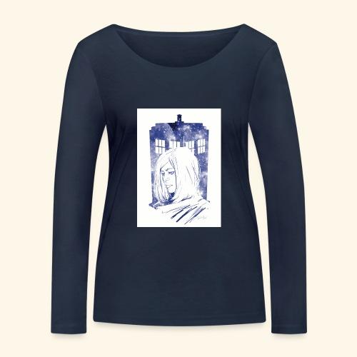 Rose Tyler - Women's Organic Longsleeve Shirt by Stanley & Stella