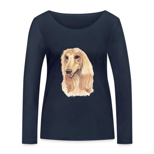 afghanskMynde- A - Økologisk Stanley & Stella langærmet T-shirt til damer