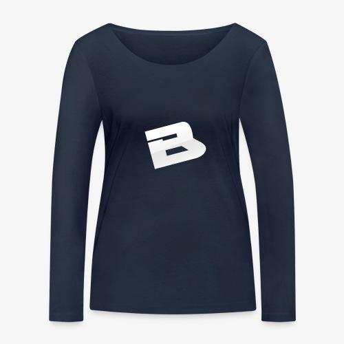 Training Blues - T-shirt manches longues bio Stanley & Stella Femme