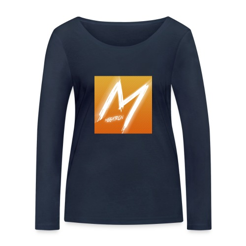 MegaTaza - Women's Organic Longsleeve Shirt by Stanley & Stella