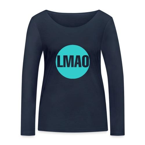 Camiseta Lmao - Camiseta de manga larga ecológica mujer de Stanley & Stella