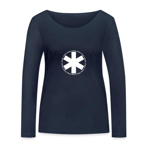 yogga_2 - T-shirt manches longues bio Stanley & Stella Femme