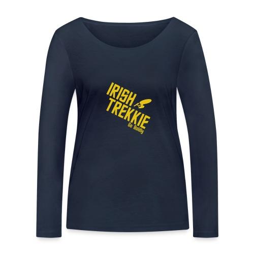 Go Boldy 2 - Women's Organic Longsleeve Shirt by Stanley & Stella