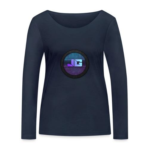 Telefoon hoesje 5/5S met logo - Vrouwen bio shirt met lange mouwen van Stanley & Stella