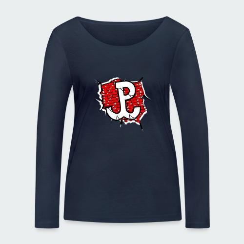 Męska Koszulka Patriotyczna Premium - Ekologiczna koszulka damska z długim rękawem Stanley & Stella